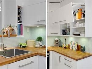 La cuisine blanche et bois dans tous ses etats for Cuisine moderne blanche et bois