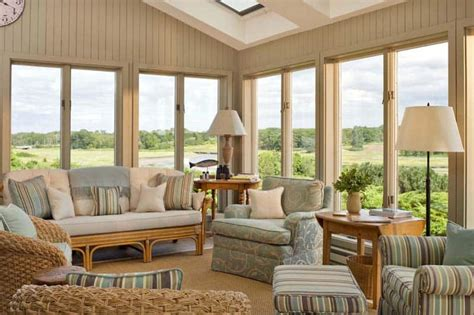 Sunroom Ideas by 40 Awesome Sunroom Design Ideas