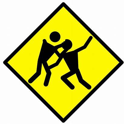 Road Sign Zombie Clipart Warning