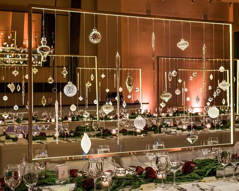 corporate holiday parties and events impressive and impactful our corporate event design is anything but business as usual see for