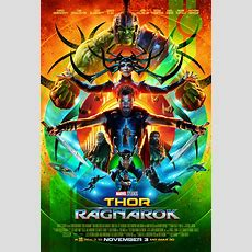 Marvel Reveals New Posters For Black Panther And Thor Ragnarok — Geektyrant