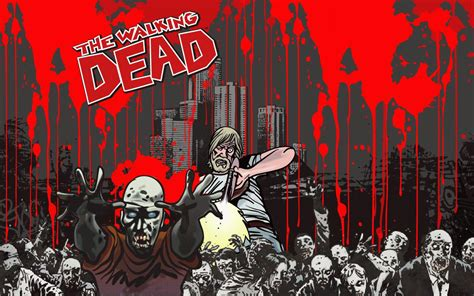 Animated Walking Dead Wallpaper - the walking dead wallpapers hd musical de twd