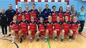 British Handball - GB Women's Squad Announced For Belgium ...