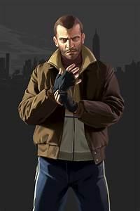 WELCOME TO HANTERSHELL FILES: GTA IV Add On - New Niko Bellic