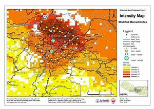 Nepal Earthquake Diagram
