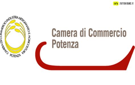 camera  commercio  potenza