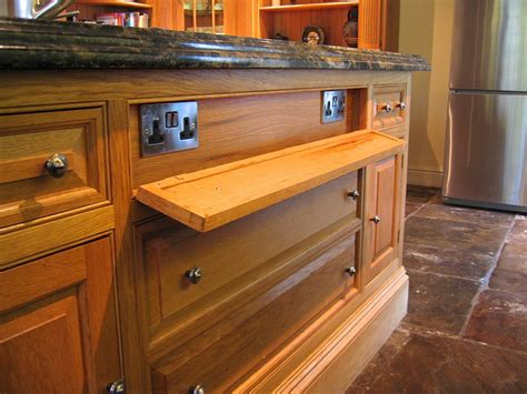 Carved Oak Kitchen  Lovewood Kitchens