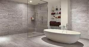 quel carrelage salle de bain choisir sans faire d39erreur With carrelage mural pour salle de bain