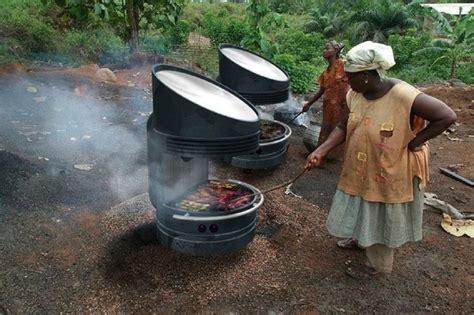 quoi cuisiner avec barbecue solaire il peut stocker de l énergie pour