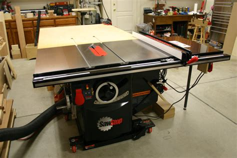 sawstop industrial table saw review sawstop industrial cabinet saw ics31230 3 hp 1