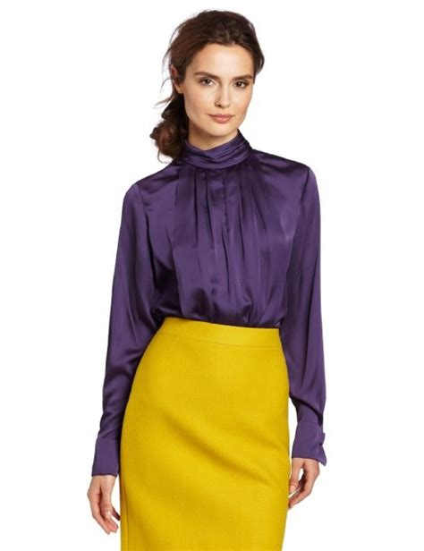 high neck blouse the s catalog of ideas