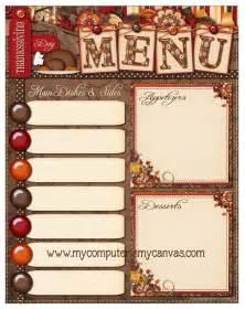 7 best images of printable thanksgiving menu thanksgiving menu planner printable thanksgiving