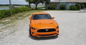 2018 Ford Mustang GT 5.0 6MT Performance Pack Orange 29
