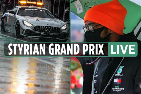 F1 Styrian Grand Prix qualifying LIVE: FP3 CANCELLED ...