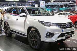 GALLERY: Toyota Fortuner TRD Sportivo at BIMS 2016