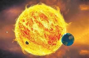 Entfernung Erde Sonne Berechnen : noch 1 75 milliarden jahre die gute nachricht die erde gibt es noch l nger ihren untergang ~ Themetempest.com Abrechnung