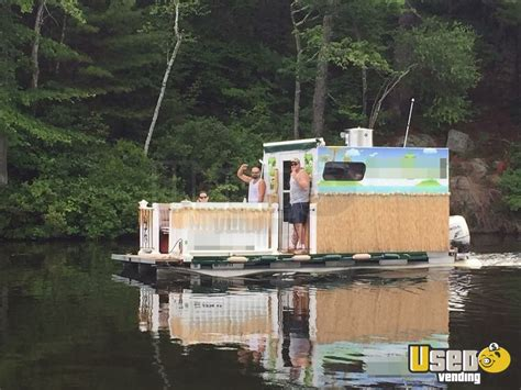 Used Boat Trailers For Sale Nh by Used Concession Boat For Sale In New Hshire Pontoon