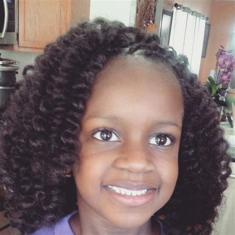 Best 10+ Crochet braids for kids ideas on Pinterest | Crochet braids hairstyles for kids Kid ...