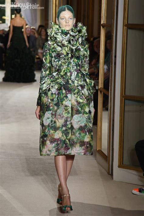 giambattista valli haute couture show paris fashion week