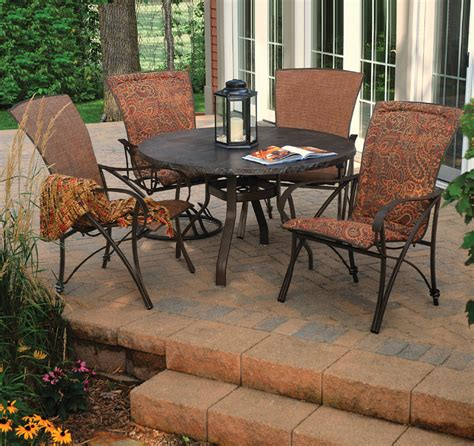 Small Patio Table Set by Top 10 Small Patio Dining Sets For 2013