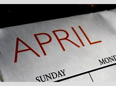 April Holidays Foodimentary National Food Holidays