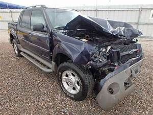 Used 2001 Ford Truck Explorer Sport Trac Rear Body Pickup