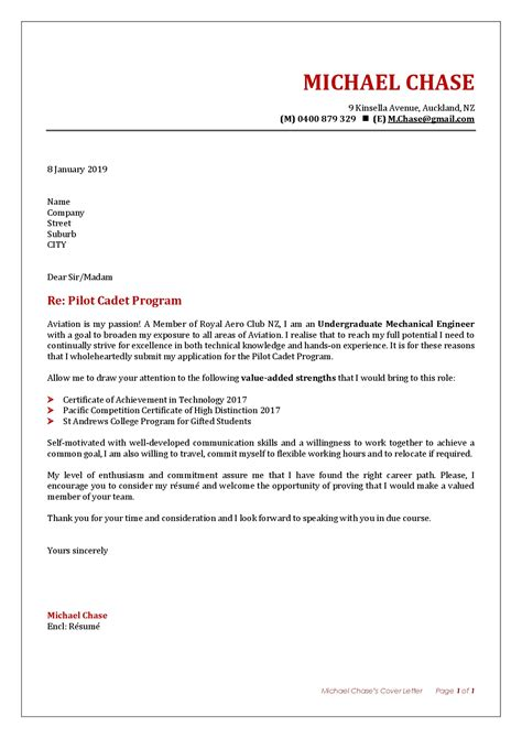 Resume Cover Letter Template by Resume Cover Letter Template Write A Letter That Opens Doors