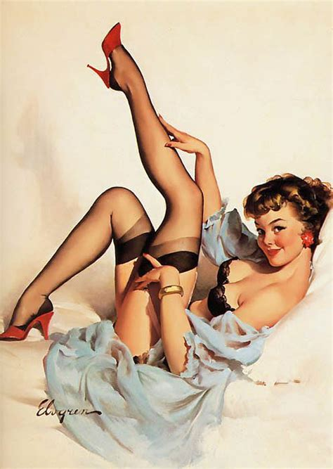 Kyle Richards Halloween 4 by Vintage 50s Pin Up Girls 50s Pin Ups Girls Gil Elvgren