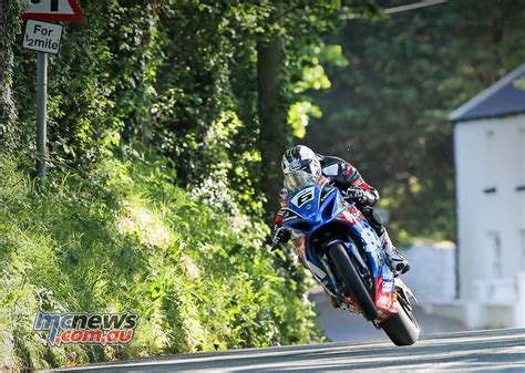 Michael Dunlop cracks 131mph lap to top TT Qualifying ...