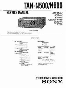 Sony Cdp-n550c  Lbt-n550  Lbt-n550k  Lbt-n550p  Lbt-n650av Service Manual