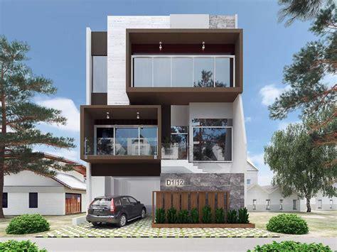 denah rumah sederhana lantai dua  desain rumah