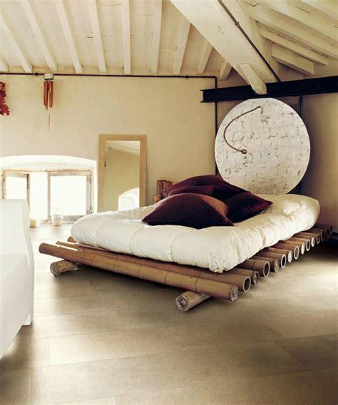 carrelage pour chambre à coucher jolies variantes pas cher pour un meuble en bambou