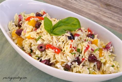 orzo cooking time tasty olive orzo salad