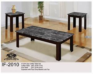 Comfort night scarborough ontario m1r 3a4 for Grey marble coffee table set