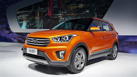 Where Is Hyundai Made by Crossover Hyundai Ix25 Will Be Made In Russia All About Auto