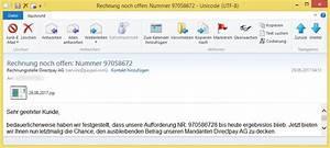 Rechnung Paypal De : rechnung noch offen nummer 97058672 von rechnungsstelle directpay ag service ~ Themetempest.com Abrechnung