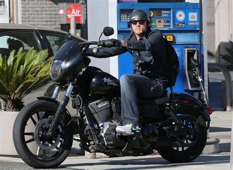 Harley Davidson Protagoniste Nei Film