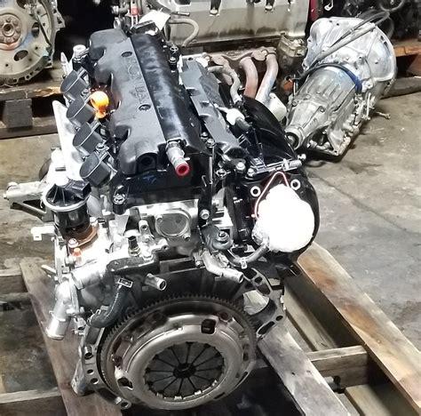 Honda Civic Engines