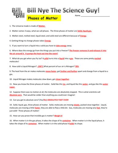 bill nye the science resume bill nye worksheets motion resume cover letter