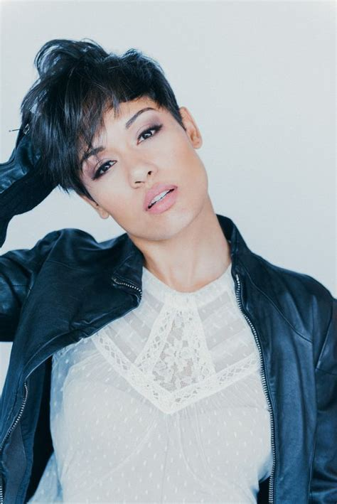 Hairstyle of the Week: Short Hair Because Grace Gealey Did