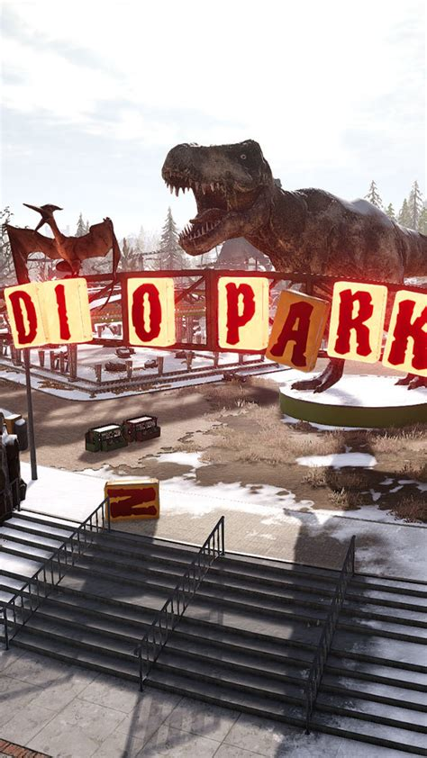 pubg dino park vikendi playerunknowns battlegrounds  ultra hd mobile wallpaper  mobile