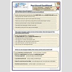 44 Free Esl Third Conditional Worksheets