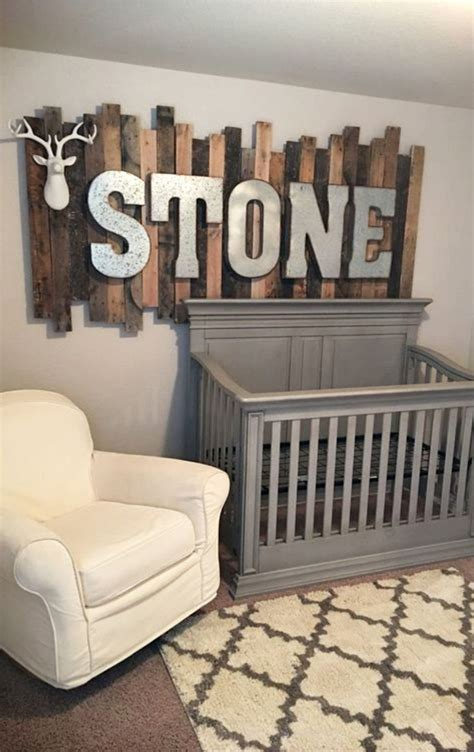 Kinderzimmer Wand Ideen Junge by Rustic Nursery Themes Pictures Nursery Decor Ideas June