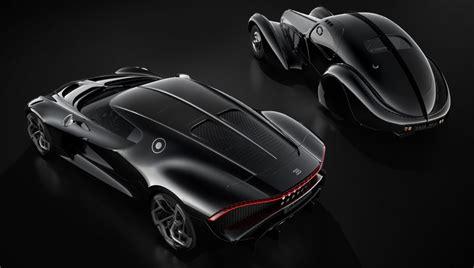 bugatti la voiture noire luxury car wallpaper