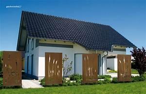 Sichtschutz Metall Preise : sichtschutz ~ Orissabook.com Haus und Dekorationen
