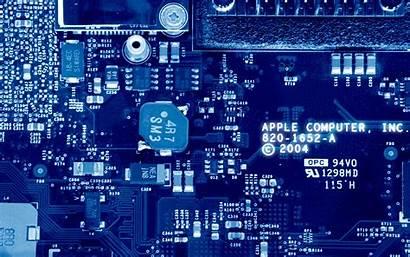 Apple Circuits Wallpapers Circuit Electronic Pc Mac