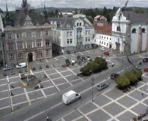 Webkamera Turnov centrum online - WebkameryŽivě.cz