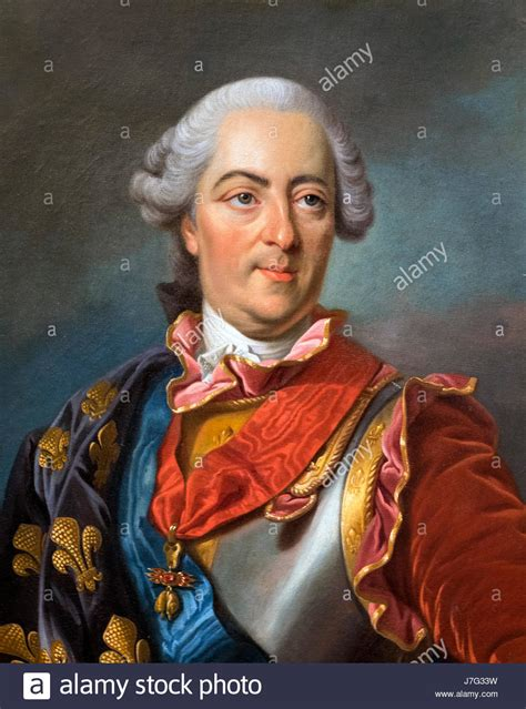 Louis Xv Möbel by Louis Xv Portrait Of King Louis Xv Of 1710 1774