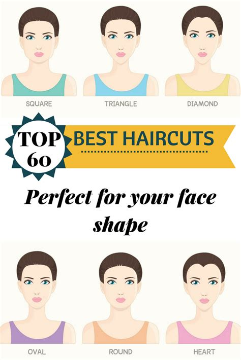 best haircuts for face shapes top 60 best haircuts perfect