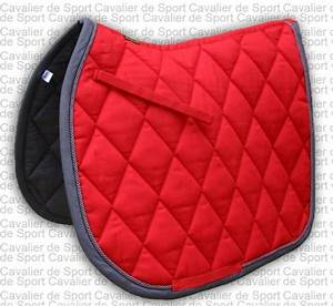 chabraque br event florid red rouge dressage sellerie With tapis d équitation rouge